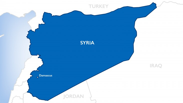 Syria Map OTI