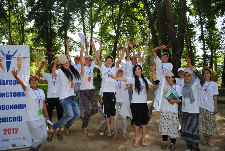 The Youth Theatre for Peace program