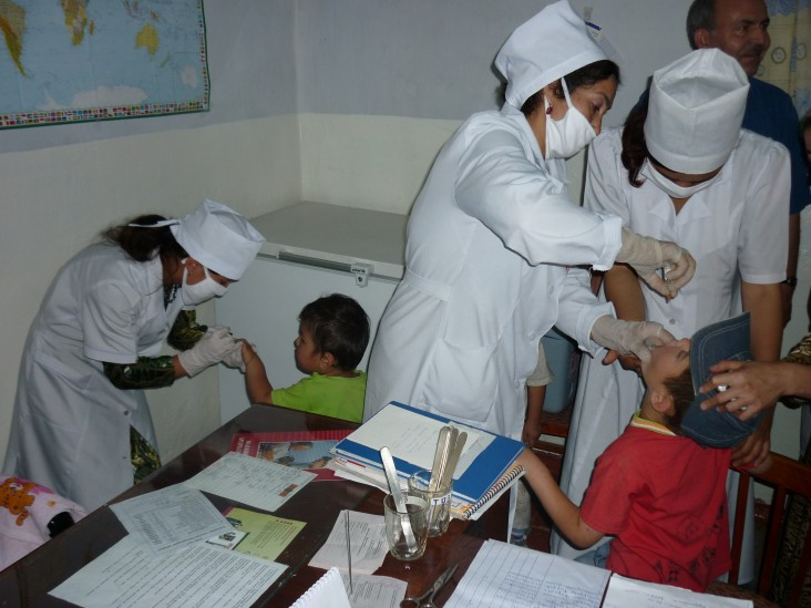 Tajikistan Global Health