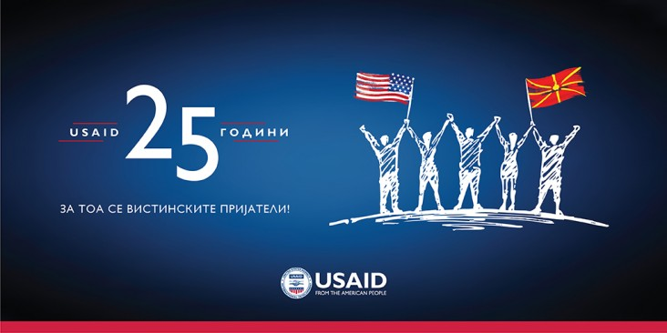 USAID/Macedonia 25th Anniversary