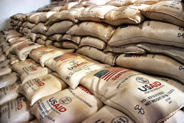 With the most recent aid package to South Sudan, USAID is providing more than 44,000 MT of U.S. food assistance.