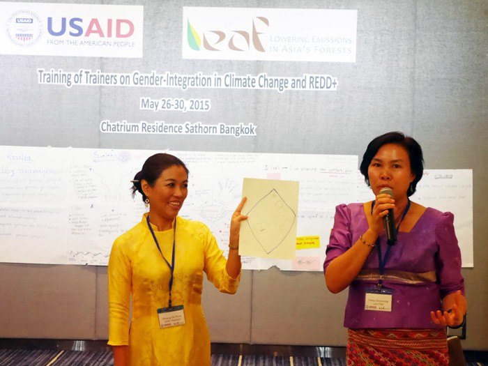 Effective Gender Integration into Climate Change and REDD+