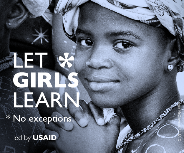 Let Girls Learn - No Exceptions