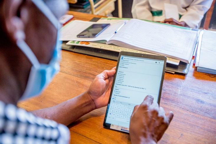 The fast, efficient collection and sharing of data is critical for a successful malaria elimination program
