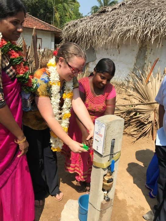 Local communities in the East will now have access to clean water all year round