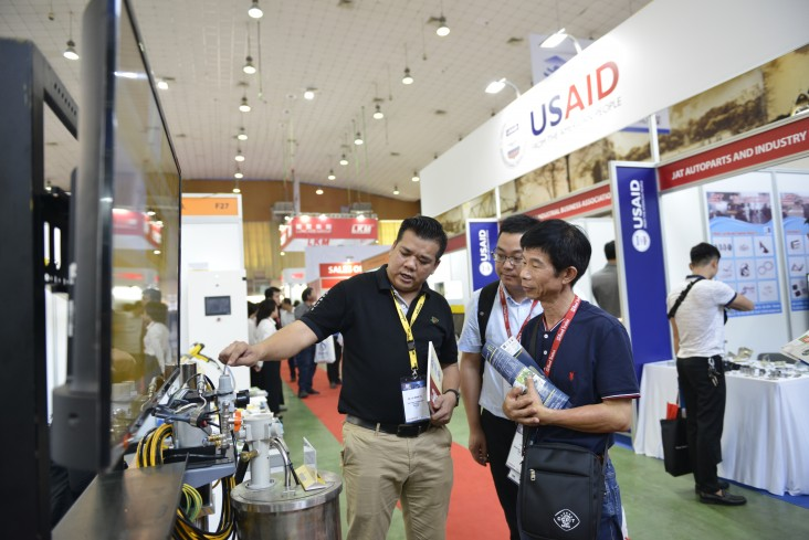 USAID is working to enhance supply and linkage capability of Vietnamese small and medium enterprises and strengthen their business linkages with lead firms.
