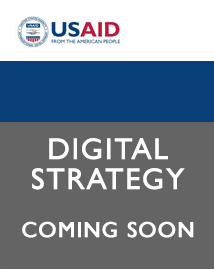 USAID Digital Strategy - Coming Soon