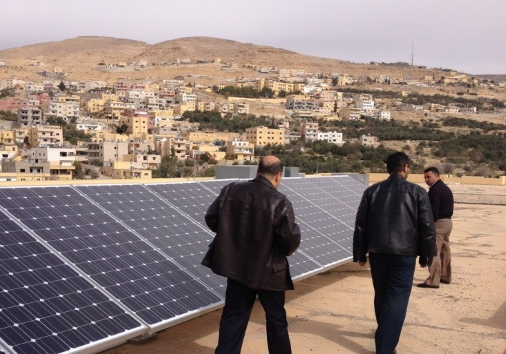 USAID is supporting Jordan's energy sector as it strives for energy efficiency, expands the local market for energy service prov