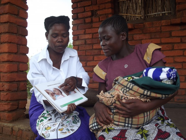 "Malawi MNCH ""maternal health"" lactating mother health"