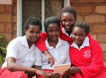 USAID scholarship empower girls through the Wings to Fly Program