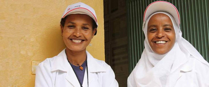 Health Officers in Ethiopia