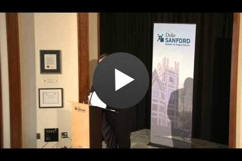 The Development Innovation Economy by USAID Administrator Rajiv Shah - click to view video