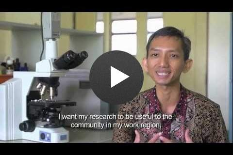 PRESTASI, USAID's Scholarship Program for Indonesia's Future Leaders - Click to view video