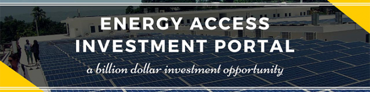 Linking to Over $1 Billion in Energy Investment & Financing Opportunities