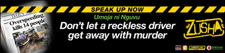 Speak up Now: Dont Let a Reckless Driver get away with murder