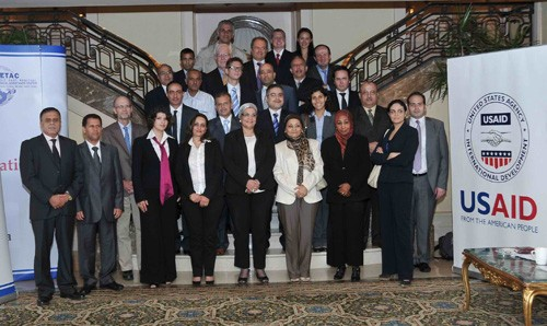 USAID and the IMF jointly support improved public financial management for regional government officials, such as this training