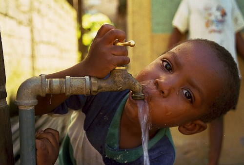 Access to safe & clean water saves lives & is vital to a productive future for every man, woman, & child.