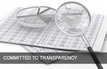 Committed to Transparency