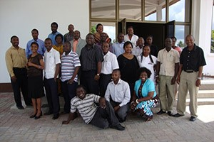 U.S. Government implementing partners' technical staff were trained on PHDP.
