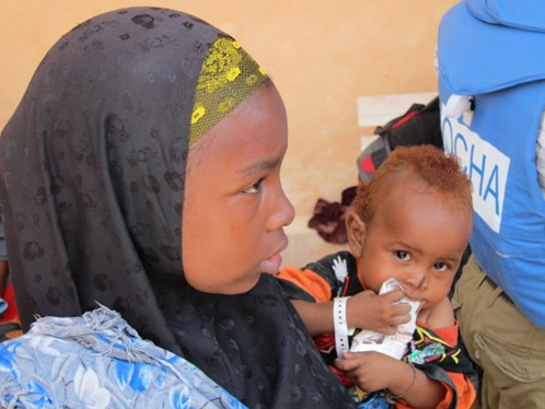 USAID/OFDA provided life-saving nutrition assistance during the 2011 drought crisis.