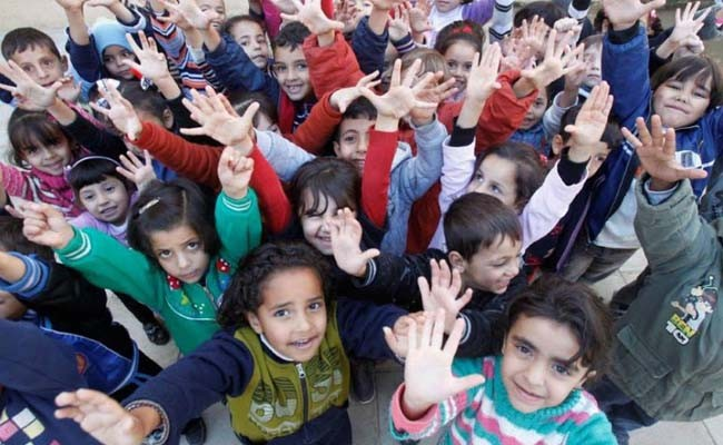 No Lost Generation - Syrian children development center