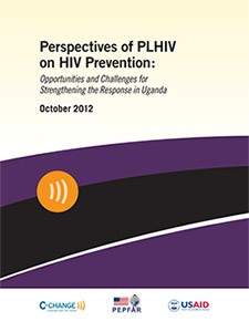 Thumbnail of •Perspectives of People Living with HIV on HIV Prevention: Opportunities and Challenges...
