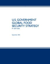 Global Food Security Strategy 2017-2021
