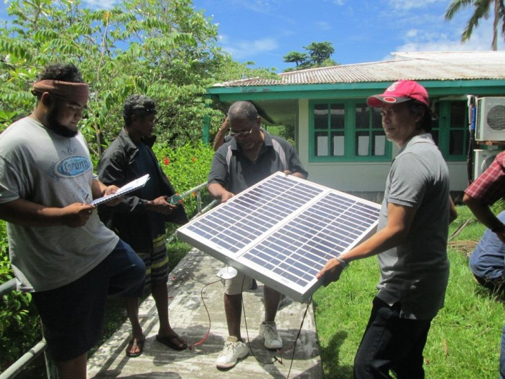 Vocational Training and Education for Clean Energy (VOCTEC) Program