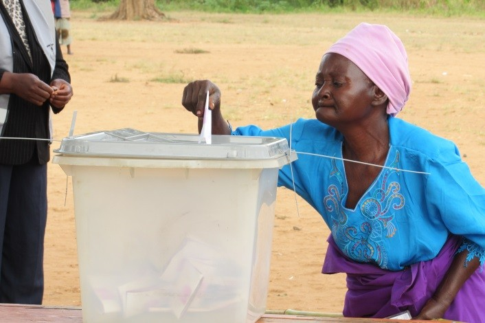 Malawi - DRG - Elections - Voting - Democracy