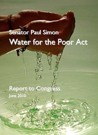 Water for the Poor 2010 Report to Congress