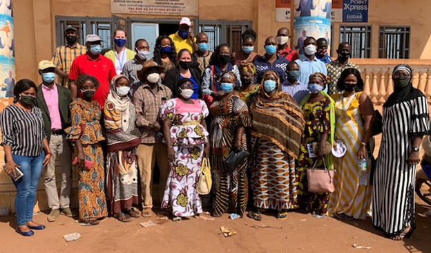 Investing in women's empowerment is one of USAID's priorities in Guinea
