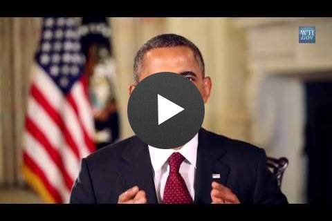 President Obama's Video Message to the AGOA Forum - click to view video