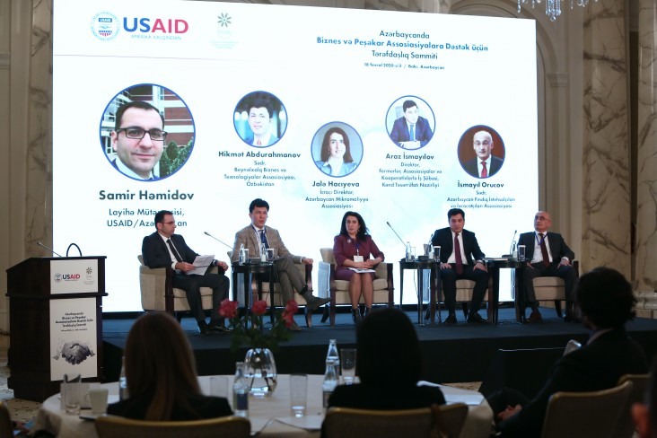 USAID and Small and Medium Business Development Agency Launch Initiative to Support Business and Professional Associations