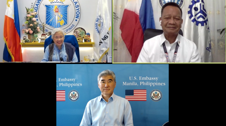 U.S. Government Launches New Project for Out-of-School Youth in the Philippines