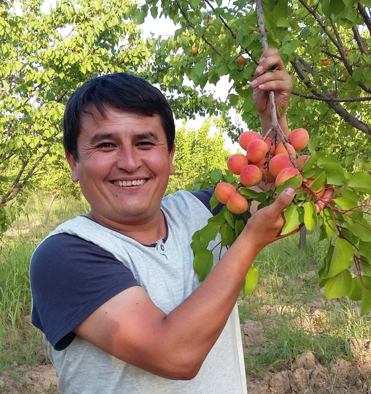 USAID Raises the Profile of Central Asian Horticulture Exporters