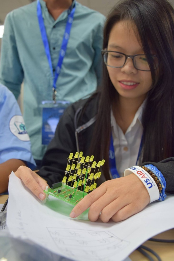 USAID and YSEALI Promote Youth Innovation to Tackle ASEAN Food Security