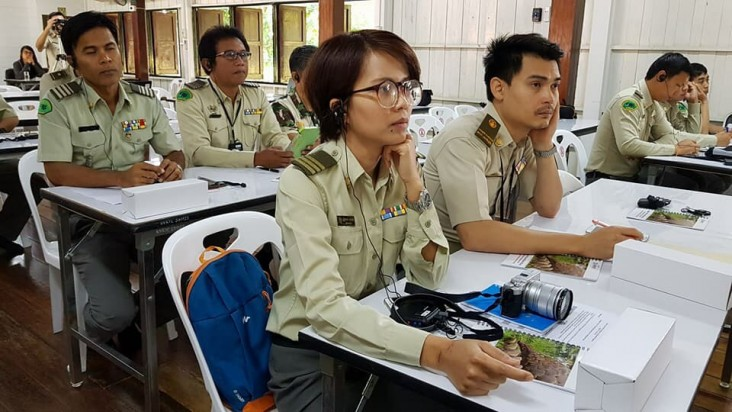 Officials in Thailand learn techniques to boost the survival rate of wild pangolins rescued from illegal trafficking.