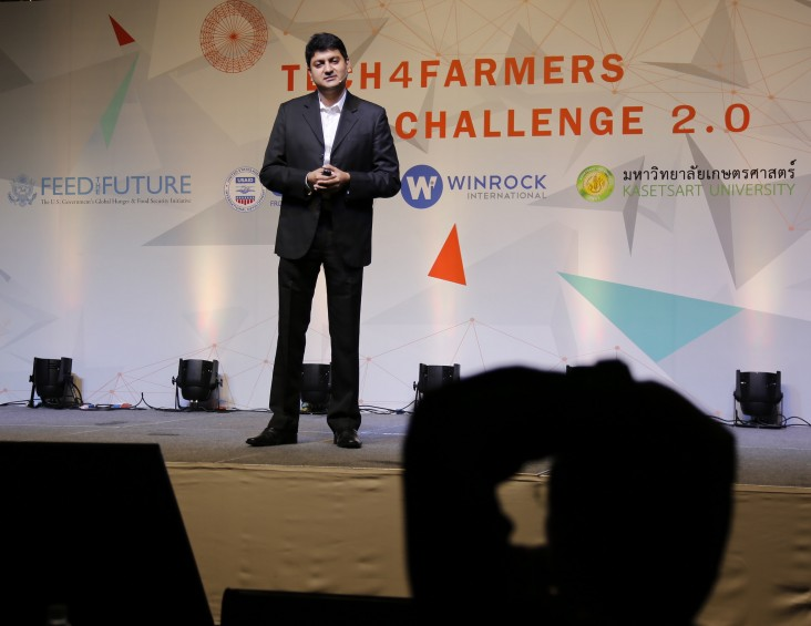 Entrepreneurs Pitch Tech, Partnerships and Innovation for Asia's Farmers