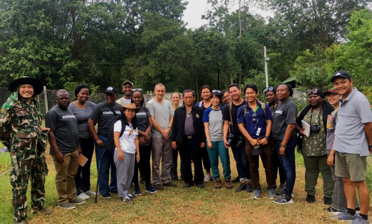 Thai and Tanzanian Journalists Join Hands to Combat Wildlife Crime