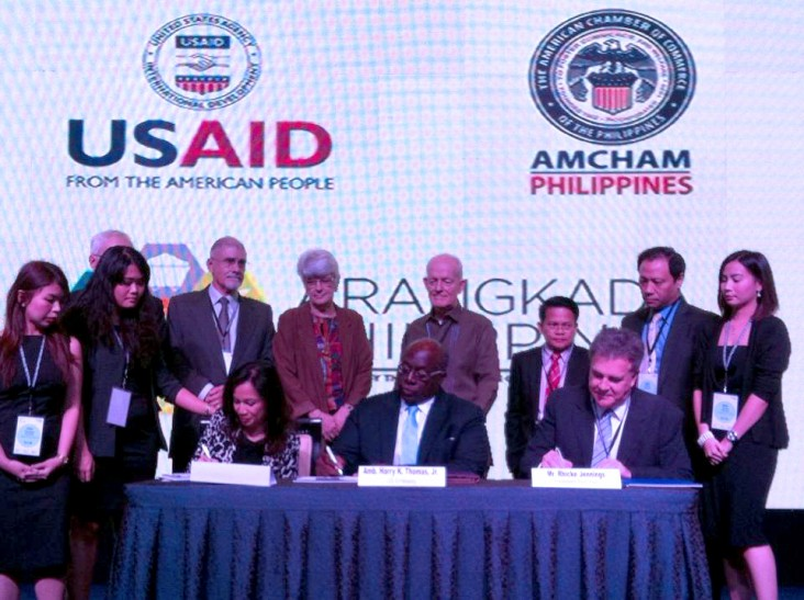 U.S. Government, AmCham to Launch New Partnership to Enhance Philippines Business Climate