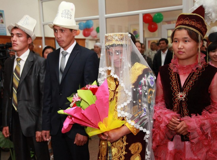 USAID improved Registration and Passport Offices in four districts of Osh province, Kyrgyzstan