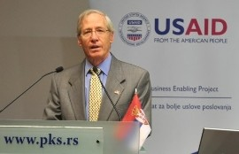 USAID Business Survey Finds Slightly Improved Business Environment Burdened by Red Tape and Interest Rates