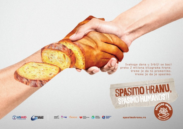 """Launch of """"Save Food, Save Humanity"""" Campaign"""