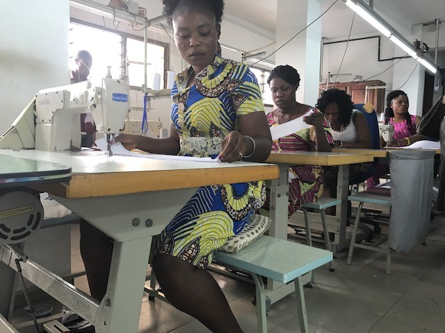More apparel companies in Ghana and Benin are focusing on empowering women with skills as West Africa's apparel manufacturing industry grows.
