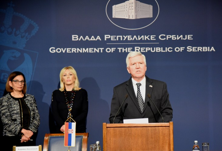 U.S. Government Commits $9 Million to Strengthen Serbia's Economy and Improve Government Operations