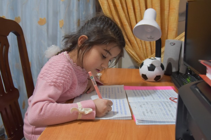 Uzbek ministry and USAID are developing student textbooks' scopes and sequences for schools in Uzbekistan