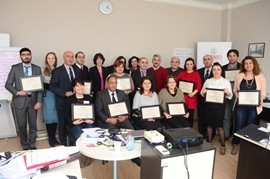 Azerbaijani Civil Society Organizations Get New Skills And Knowledge