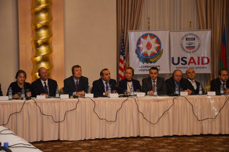 The Government of Azerbaijan and USAID demonstrate commitment on citizen participation