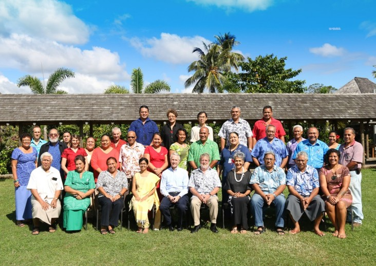 USAID Rolls Out Pacific-American Climate Fund in Apia