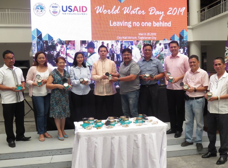 U.S. and Tagbilaran City Partner to Expand Access to Safe Drinking Water